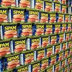 Apprends à chasser les gêneurs de ta table pour ne pas avoir à manger du Spam !